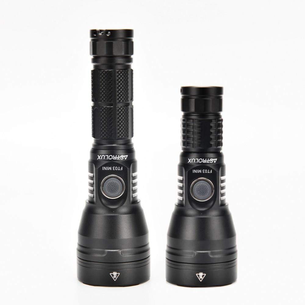高質量Astrolux®FT03 MINI XHP50.2 4200LM Anduril UI
