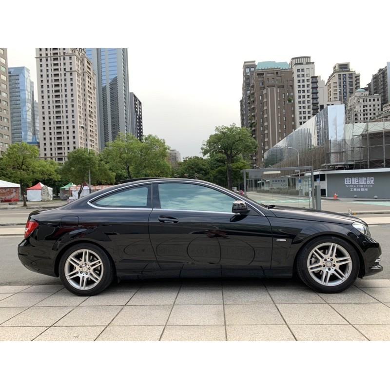 自售一手2012德國出廠中華賓士總代理C250,新車至今全程原廠保養,里程不到5萬c300 w204 w205 c180