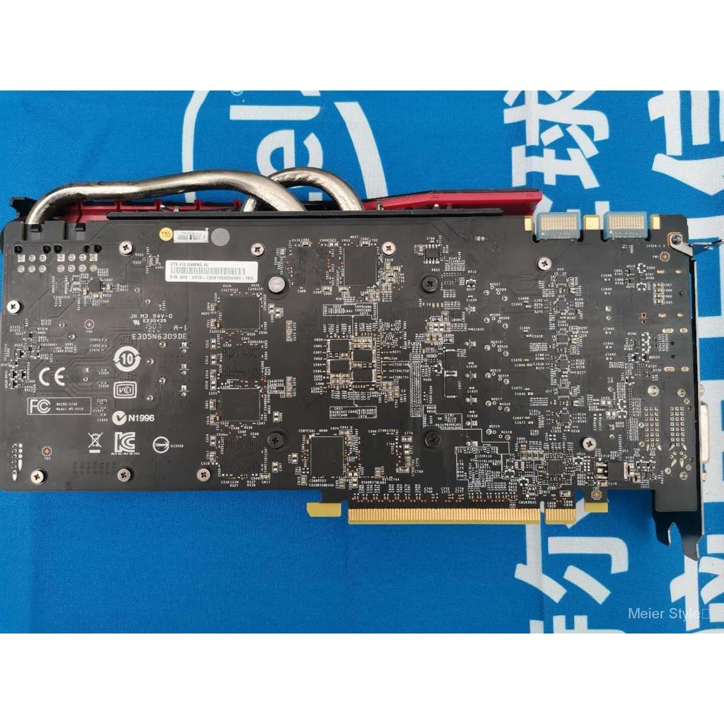 [廠家優質貨源]微星GTX970 GAMING 4G紅龍位寬高端遊戲顯卡 技嘉GTX960-2G顯卡