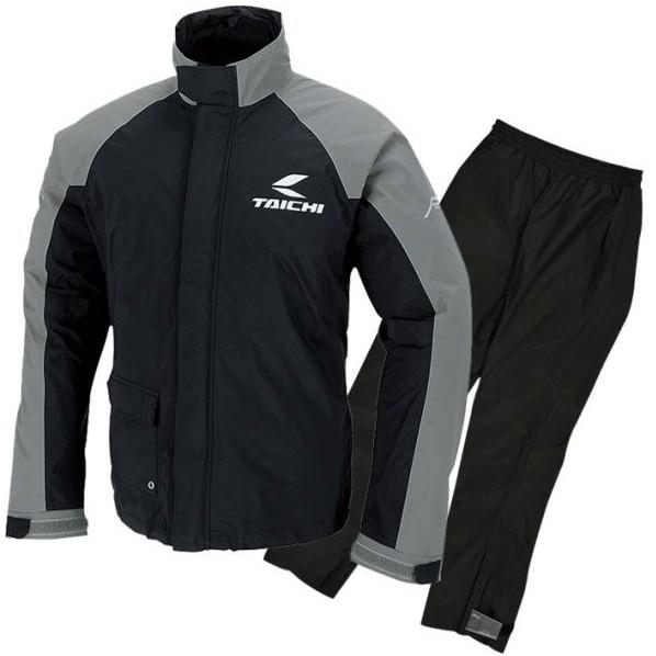 特價出清 日本 RS TAICHI 太極 RSR045 黑灰 黑 雨衣 超級防水 RSTAICHI