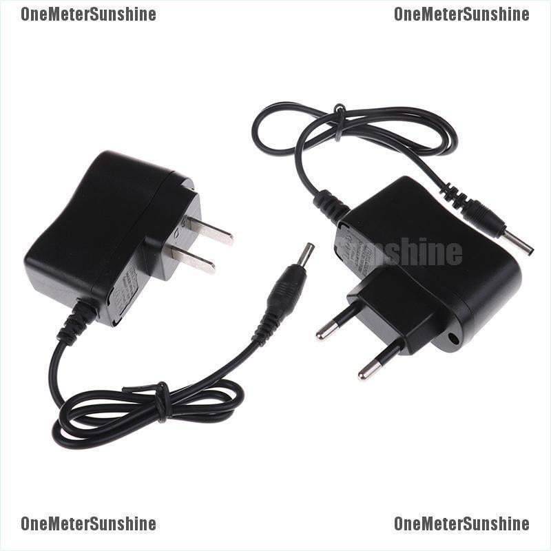 OneMeterSunshine US / EU 4.2V AC鋰電池充電器,用於18650電池前照燈手電筒