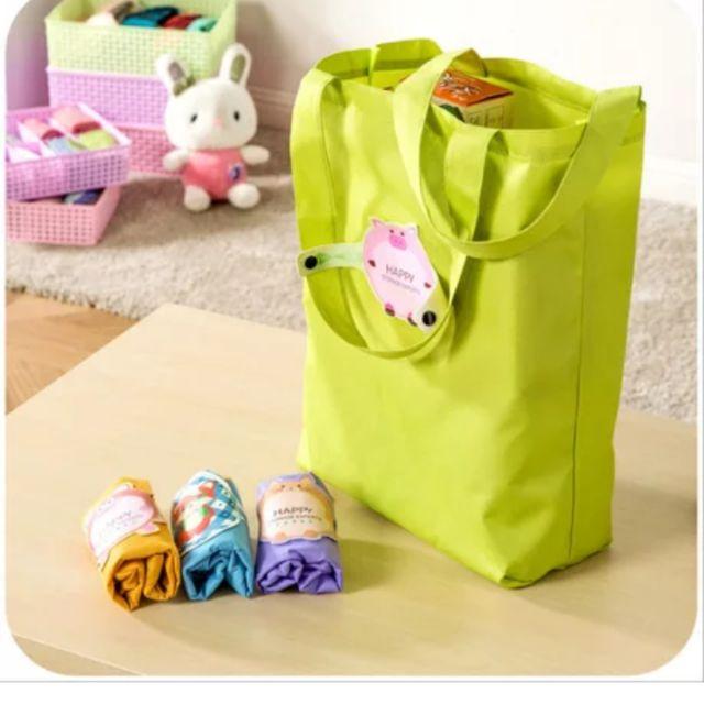 日單SNOOPY厚實尼龍大容量折疊環保袋購物袋