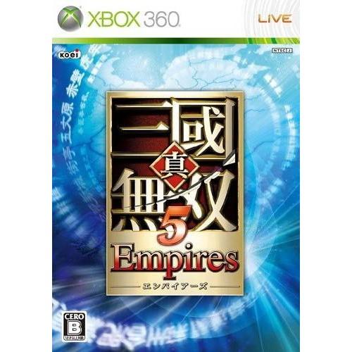 【二手遊戲】XBOX360 真三國無雙5 帝王傳 Empires 中文版【台中恐龍電玩】