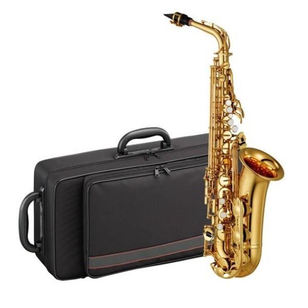 凱傑樂器 YAMAHA YAS-280 中音 薩克斯風 Alto Sax 附 山葉樂器 原廠薩克斯風攜行盒 Yas280