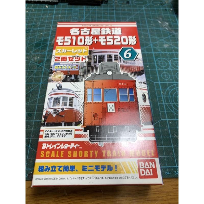 Bandai  B train  名古屋鉄道