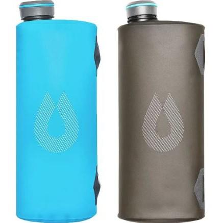 Hydrapak Seeker 2L / 3L可折輕量水袋 掿配katadyn befree濾心
