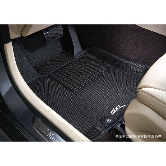 夢奇地 3D 卡固 Toyota Previa 12-19 豐田 立體 汽車 腳踏墊 後廂墊 止滑 防水 易洗