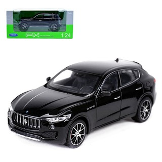 【國王玩具】Welly 威利 1:24 1/ 24 瑪莎拉蒂 Maserati Levante 金屬 合金 模型車 屏東縣