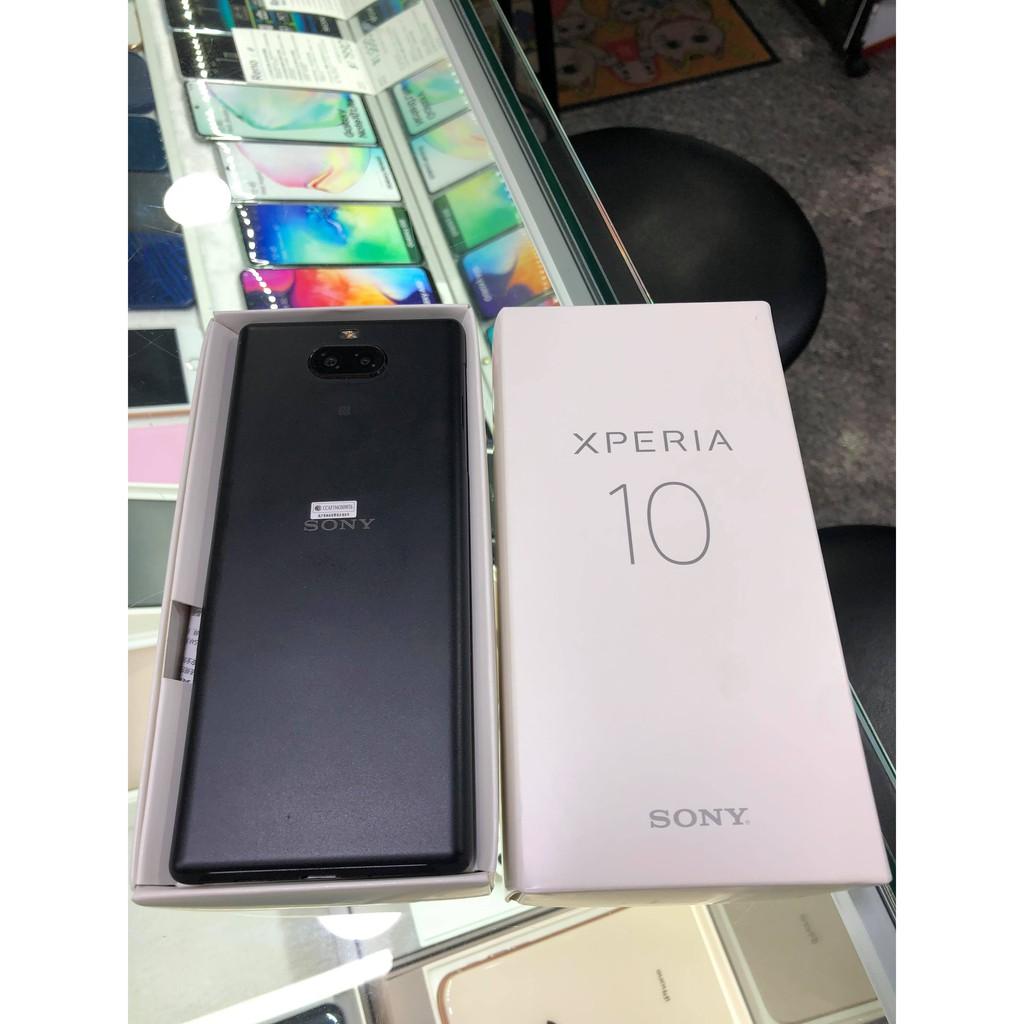 *最殺小舖*二手 保固內 SONY XPERIA X10  黑色 二手機✚中古機 台版盒裝+全新配件 機器漂亮無傷