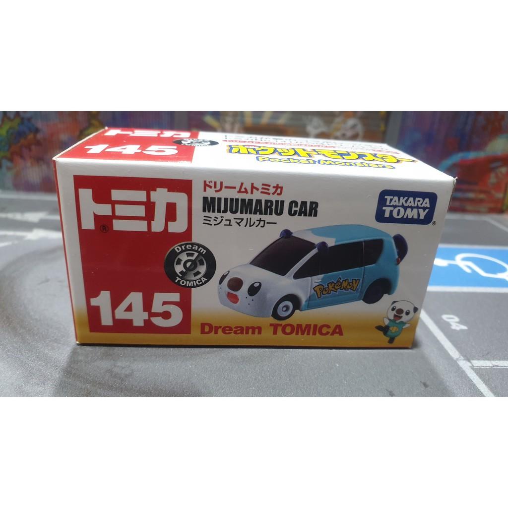 宥宥 TOMICA 多美小汽車  DREAM TOMICA 145 MIJUMARU CAR 水水獺