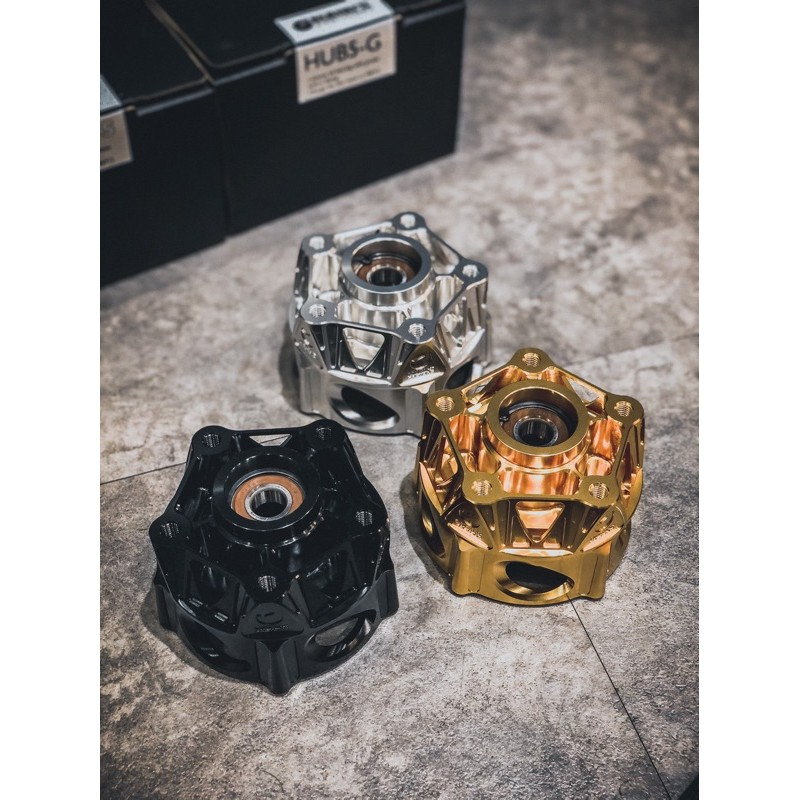[ Morris Vespa ]  Maru's 桃子加工廠  輕量化 鍛造 輪轂 哈姆 5孔 衝刺 春天 HUB5