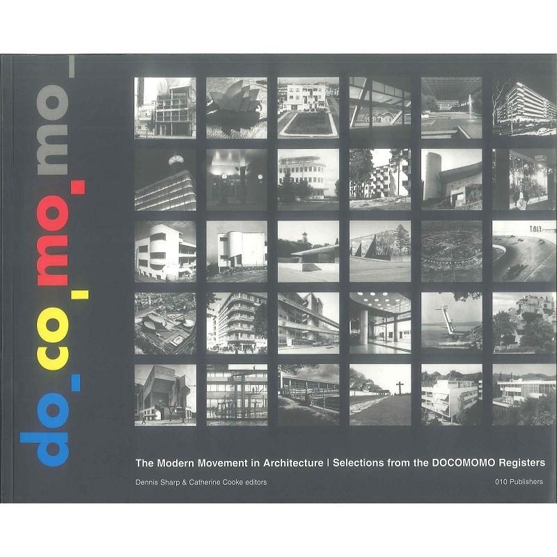 DOCOMOMO -9789064504051
