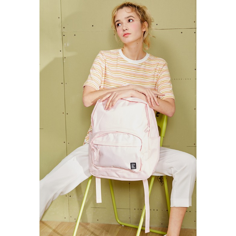 【現貨六色】SPAO 正品 代購 EXO AOA 金希澈 雙肩背包 學生 帆布 書包 後背包
