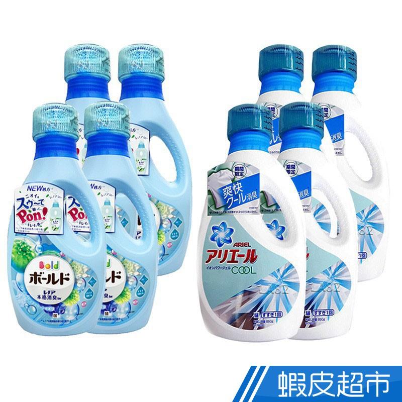 P&G寶僑 日本 洗衣精 850gx4 桂花清香/酷涼 廠商直送 現貨