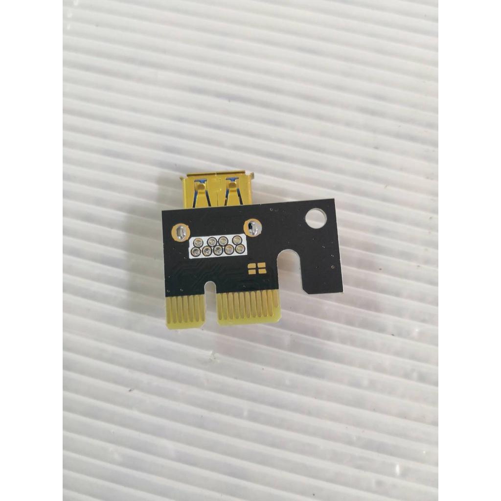 (現貨)PCIEx1轉接版 挖礦 GTX1660S RTX2060 RTX3060 RTX3060ti RTX3070
