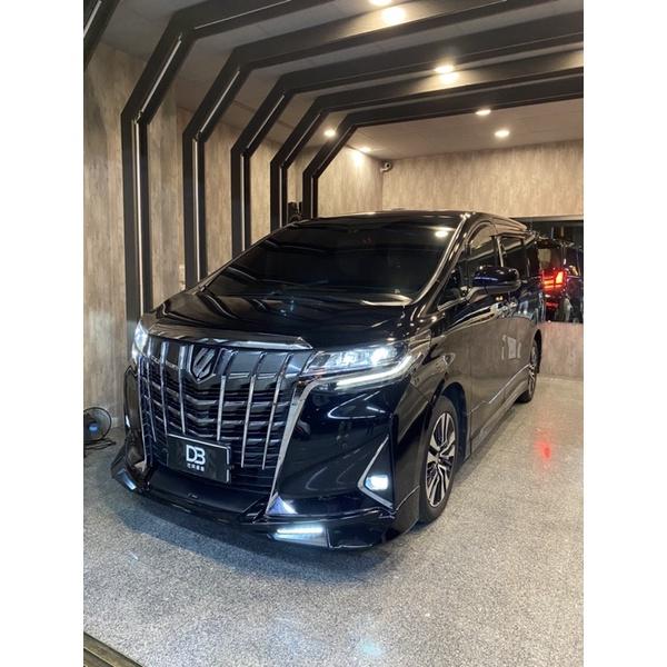 高雄租車[杜拜車業]Alphard 阿爾法 自駕出租 結婚禮車