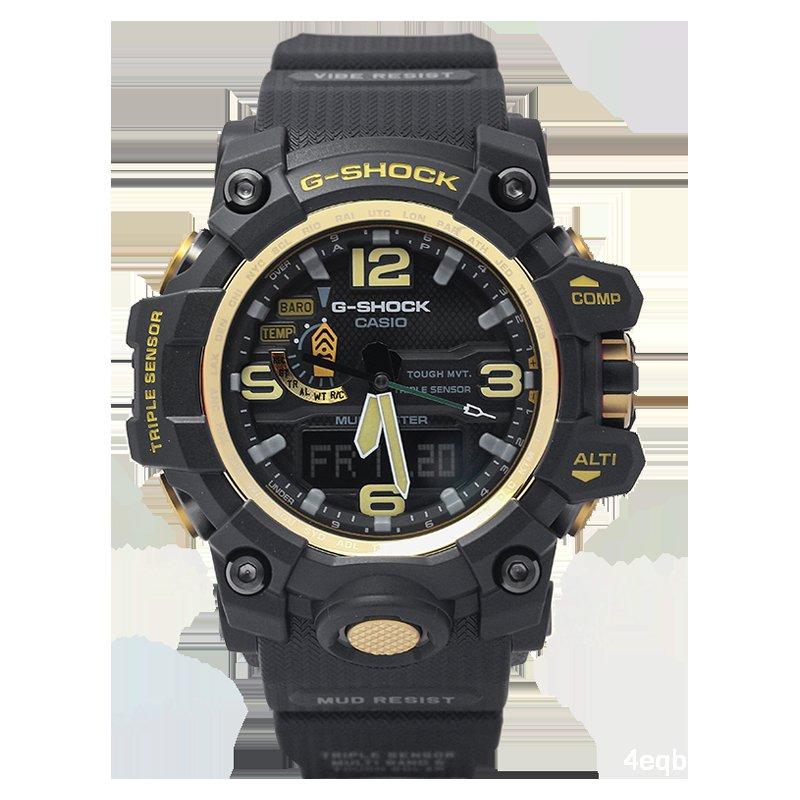 卡西歐手錶 G-SHOCK GWG-1000GB-1A/1A/1A3電波男錶泥王 日本原裝 TD7m