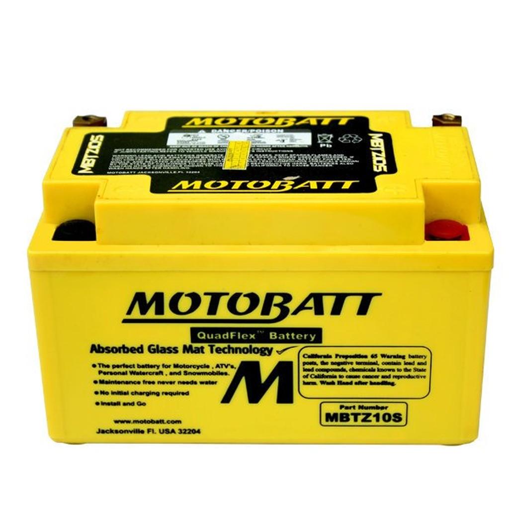 ♥♥ 尤妮絲小舖♥♥MOTOBATT AGM MBTZ10S 強效電池 YTX7ABS YTZ10S 適用