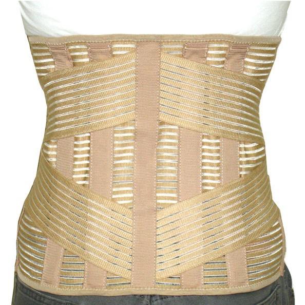 《THC》健康透氣長背架/ 12吋長版護腰 醫療器材 醫療用品 台灣製造 腰部支撐