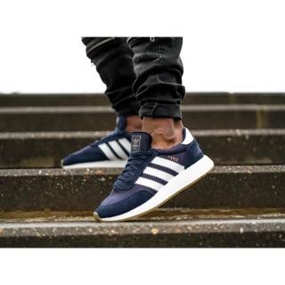 【MYOT】 Adidas Originals I-5923 iniki Runner 藍/ 白 慢跑鞋(BB2092) 彰化縣