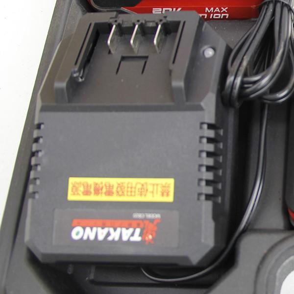 電鑽 鋰電衝擊起子充電器 無刷電鑽 新款 TAKANO 高野 鋰電衝擊起子機 TA8820NB 20V 利益購 批售