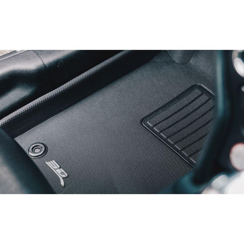 現貨 免運 3D 卡固 Audi Q7 奧迪 立體 踏墊 腳踏墊 後廂墊 防水 止滑 易洗 2016-2021