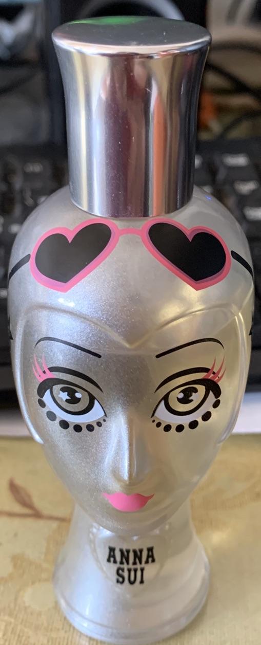 Anna Sui Dolly Girl Lil' Starlet 安娜蘇 好萊塢巨星洋娃娃香水50ml 絕版-出清800