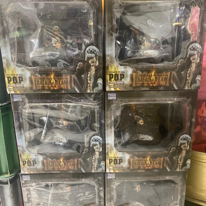 POP 羅 港版 巨無霸 海賊王