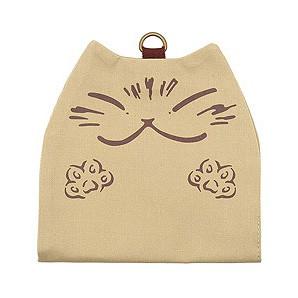瓦奇菲爾德 WACHIFIELD 達洋貓  抗病毒貓型口罩套-卡其