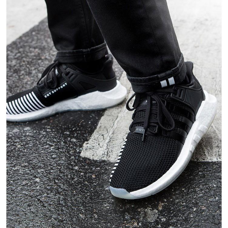 sale retailer 510b0 76b8a 特價現貨adidas EQT Support 9317 Core Black BZ0585  蝦皮購物