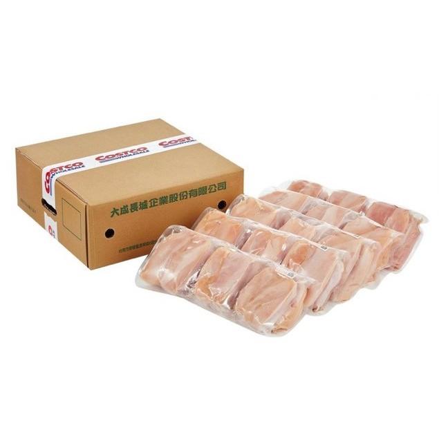 (免運)好市多Costco代購 大成 冷凍雞清雞胸肉 2.7公斤X5包