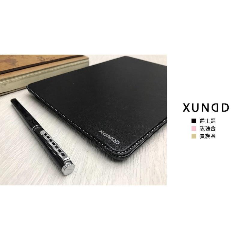 【訊迪安可】XUNDD 輕薄散熱 全防護型 for蘋果 iPad Pro 9.7吋 平板電腦皮套保護套側翻側先套書本式