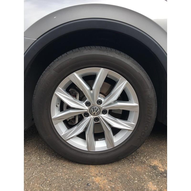 福斯 VW Tiguan 19年式 原廠 18吋 鋁圈 5孔 112 (買鋁圈送輪胎)