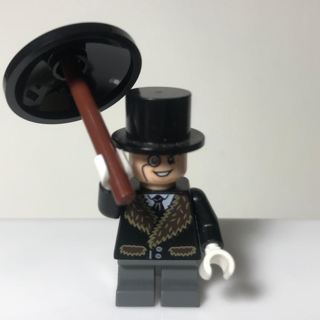 【Barkira】Lego 樂高 - 企鵝人 Penguin  76010