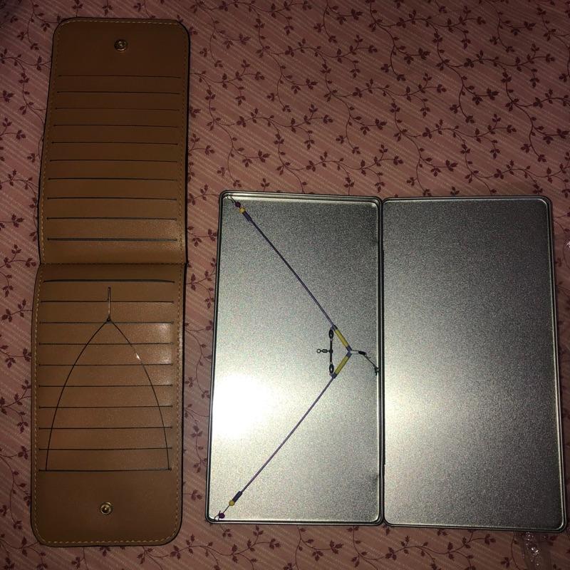 銀色天秤收納鐵盒(文式綱式木式海鷗天秤皆可用)