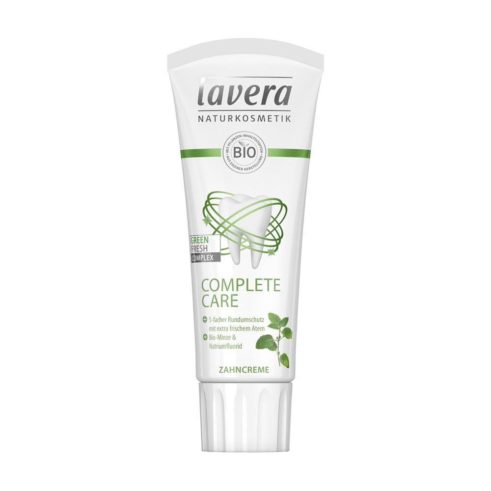 德國 Lavera 基礎溫和薄荷牙膏 75ml (LV087)