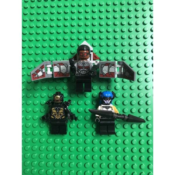 LEGO 76104 獵鷹 暗獵比鄰星 小兵