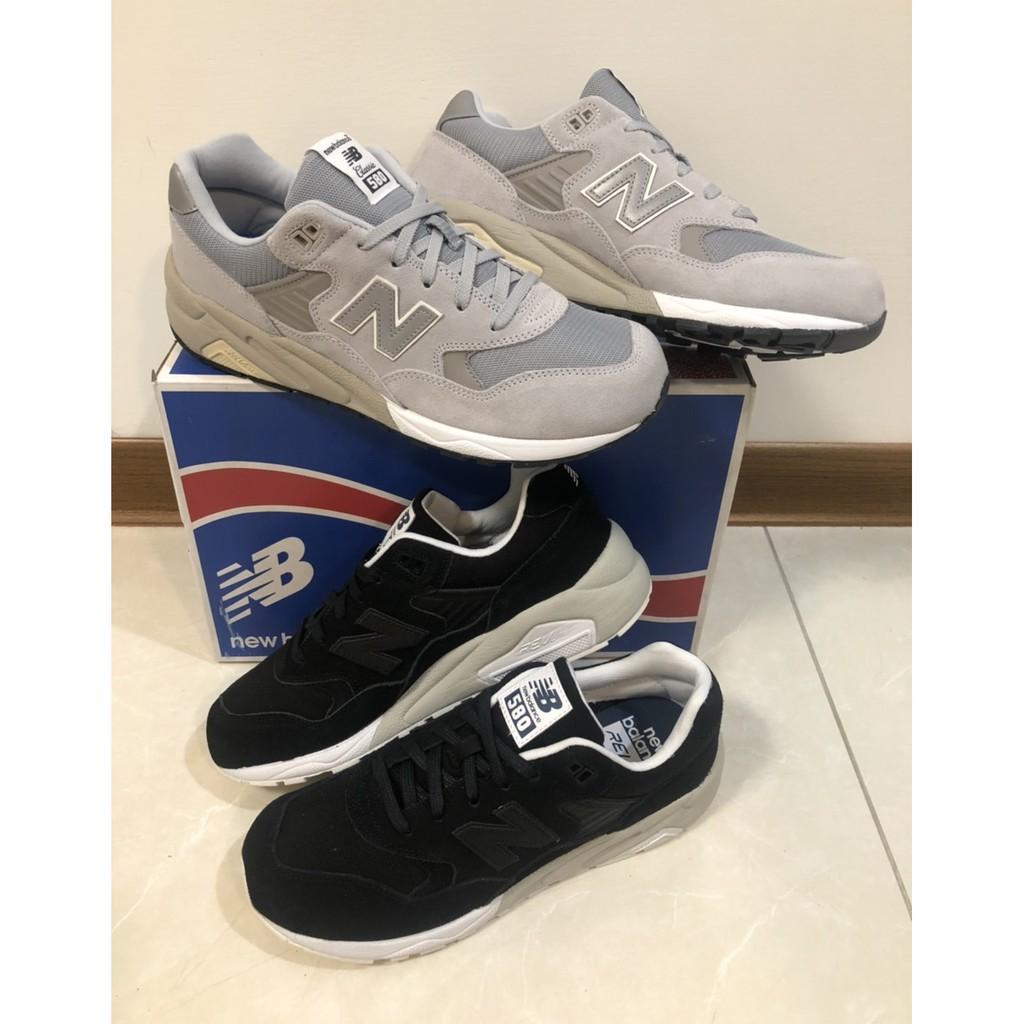 正品 New Balance 580 情侶鞋 復古 運動鞋 MRT580GE MRT580EB D