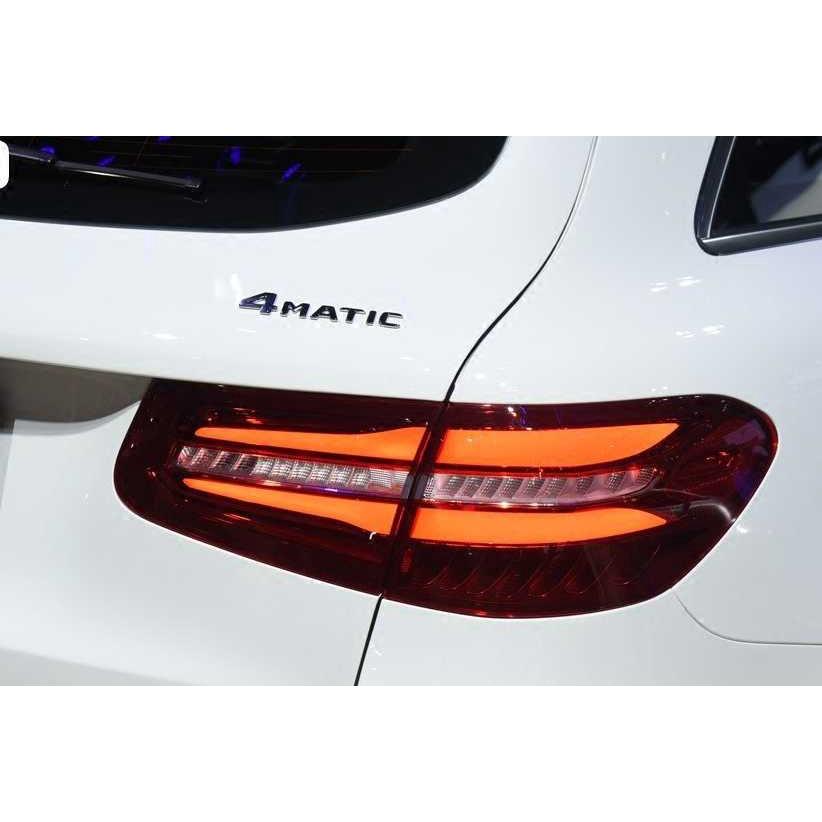 宗蒼歐系改裝- 賓士 GLC 原廠 LED 尾燈 高階尾燈 X253 SUV 專用 GLC300 GLC43 GLC63