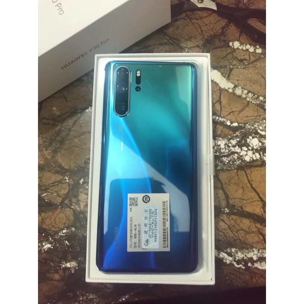 全新未拆封 華為 HUAWEI P30 pro 8GB/256GB 50倍變焦 雙卡 曲面屏 徠卡四攝智能手機 贈送好禮