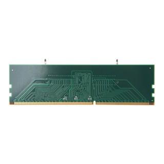 1.5V DDR3 204針筆記本電腦SO-DIMM至台式機DIMM內存適配器