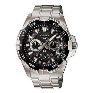 【八度空間】CASIO MTD-1069D-1AV 潛水風計時轉盤指針三眼運動錶 桃園市