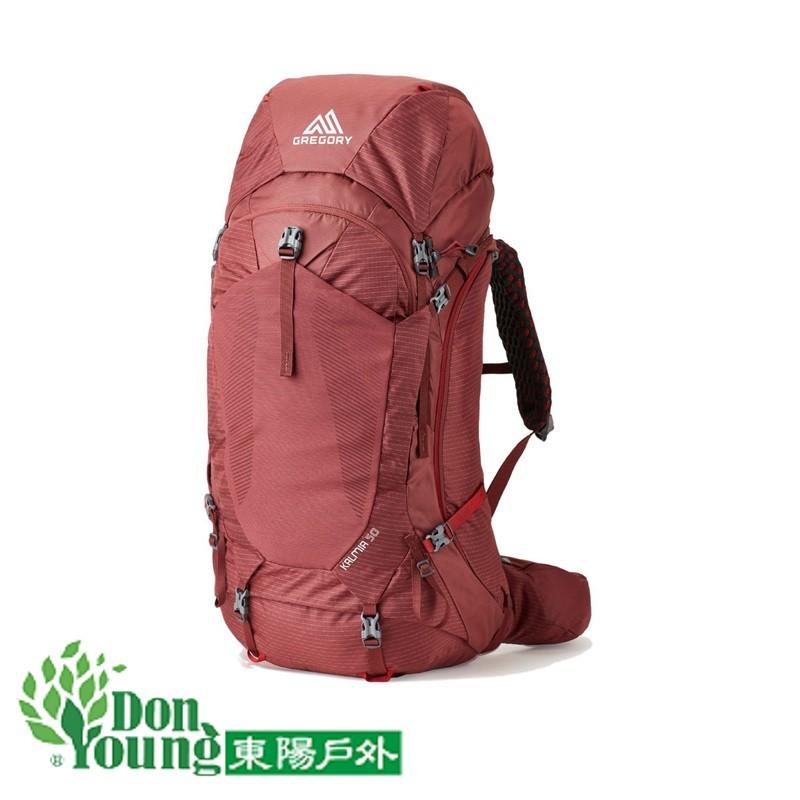 【美國GREGORY】女款 KALMIA 50升 登山背包 GG137241