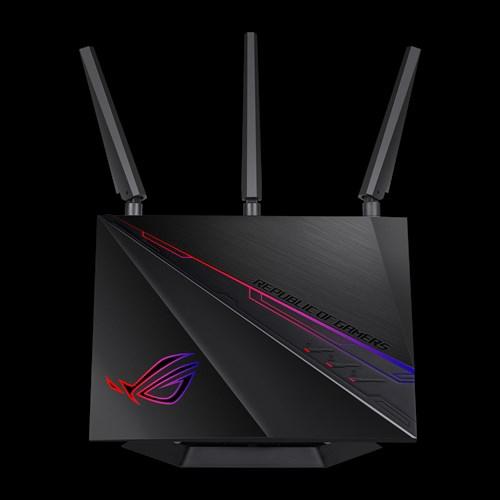 ASUS ROG Rapture GT-AC2900 AC2900 WiFi 電競路由器【每家比】