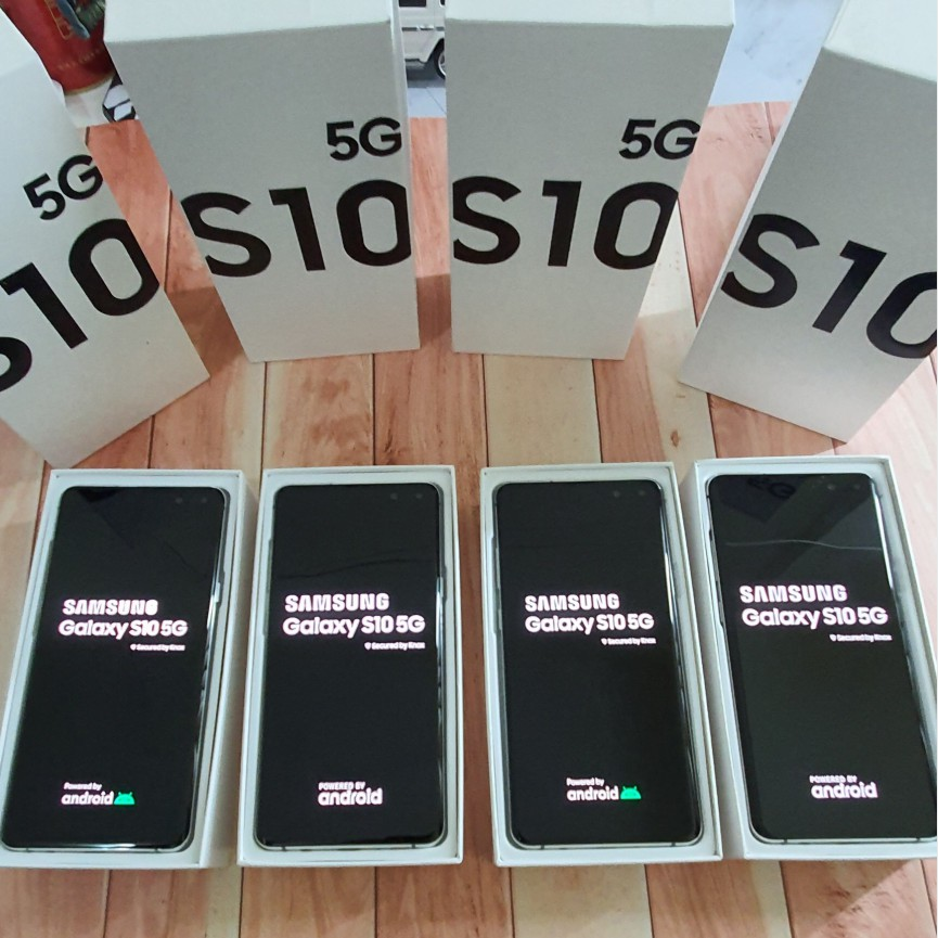 Samsung Galaxy三星S10 5G 型號G977 規格6.7吋 8G/256G   原廠全新正品