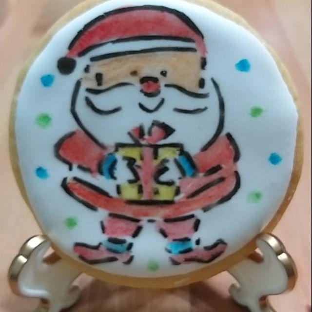 聖誕節彩繪糖霜餅乾DIY