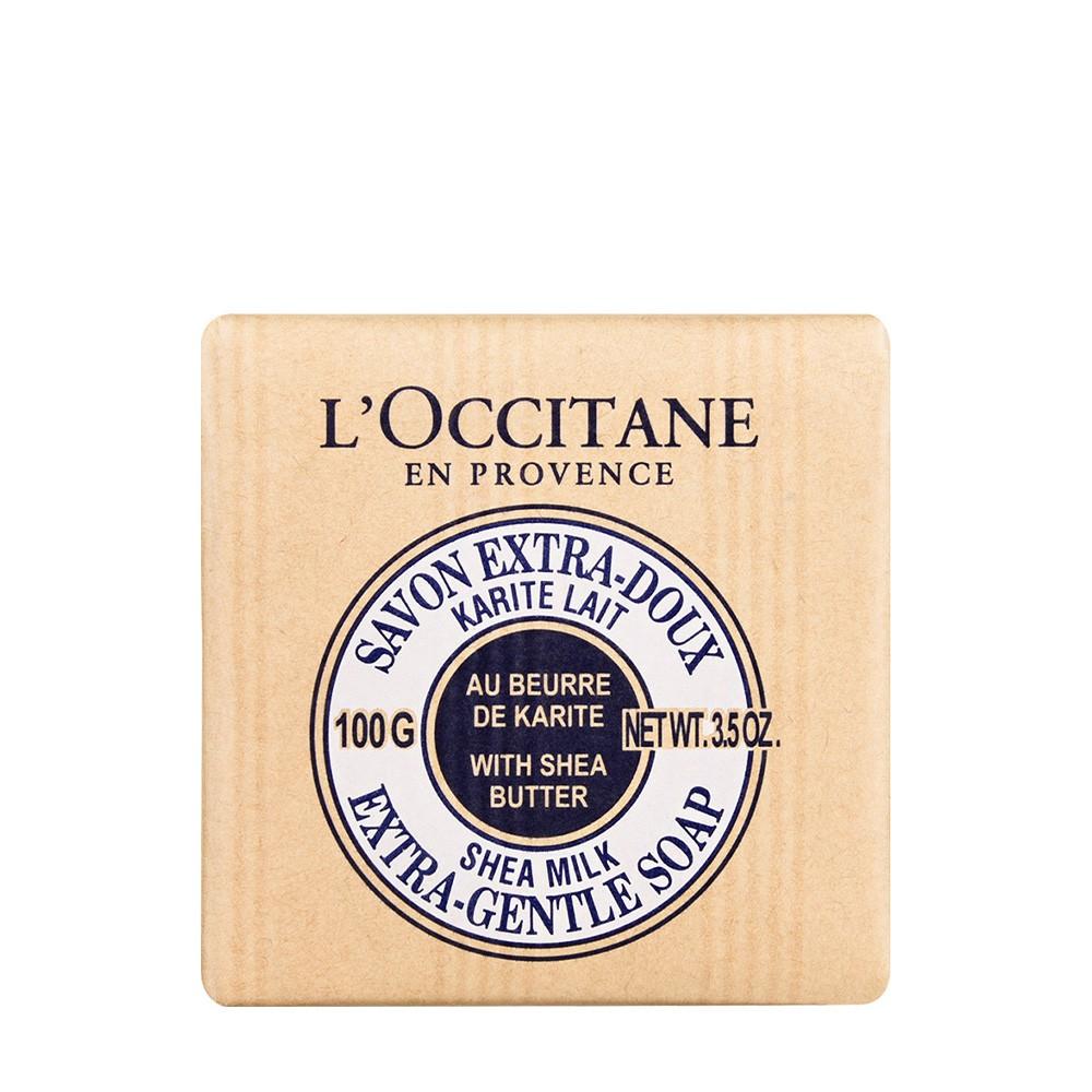 法國 L'OCCITANE 歐舒丹 乳油木牛奶皂 100g (LI037)