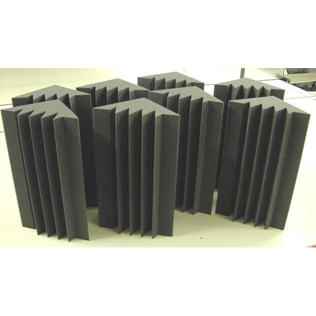 【名人樂器】家庭劇院必備 樂器音響 錄音室-- BASS TRAP 低音陷阱/低頻頂級吸音棉(真正防火)