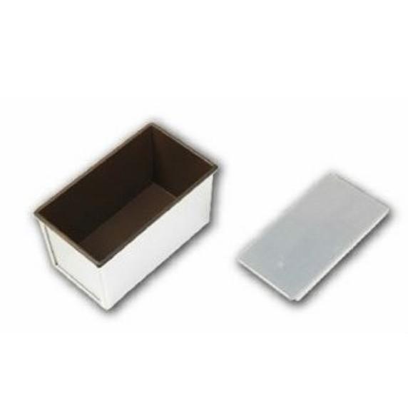 咖啡色不沾為台灣製三能SN2052吐司盒/SN20522吐司蓋 12兩 吐司模 450克