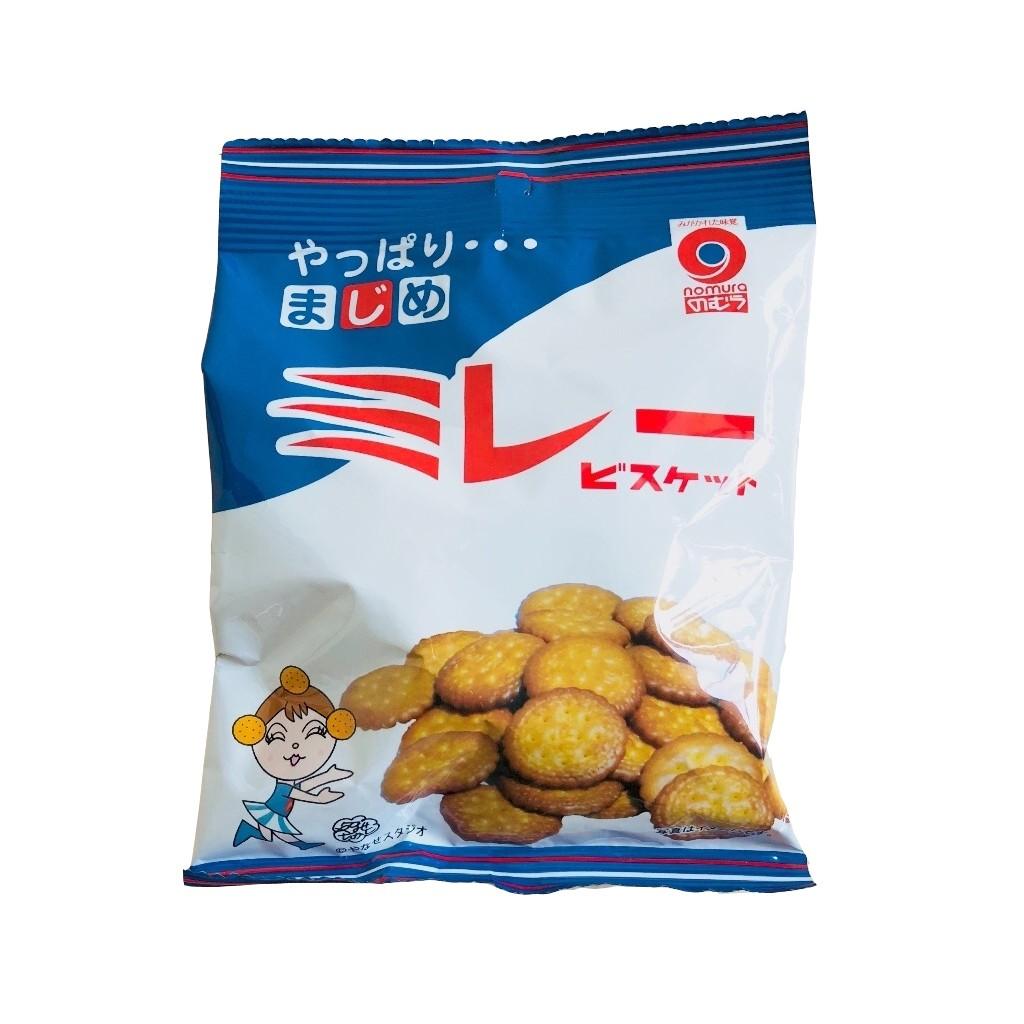 nomura 野村美樂圓餅 原味/焦糖/咖啡 70g